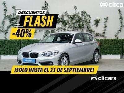 used BMW 118 dA