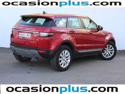 brugt Land Rover Range Rover evoque 2.0L eD4 SE 4x2 SE 110 kW (150 CV)