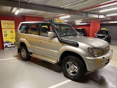 usado Toyota Land Cruiser 3.0 D4D VX