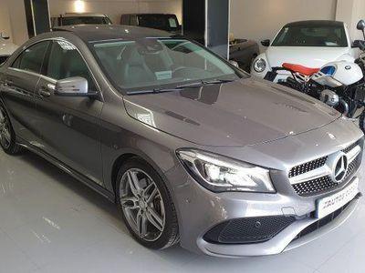 usado Mercedes CLA220 d AMG Line 7GDCT 177