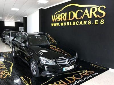 usado Mercedes E220 Estate CDI Avantgarde