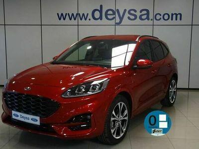 usado Ford Kuga 2.5 Duratec Phev St-line X 4x2 225 cv en Madrid