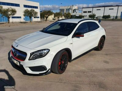 usado Mercedes GLA45 AMG AMG EDITION ONE