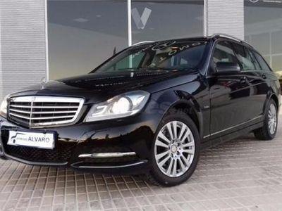 usado Mercedes C220 Estate CDI BE Elegance