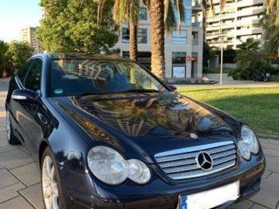 usado Mercedes C200 Sportcoupé CDI Sport Edition