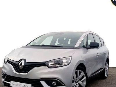 usado Renault Scénic Grand dCi Limited Blue 88kW