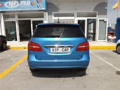 usado Mercedes B180 180CDI BE 7G-DCT
