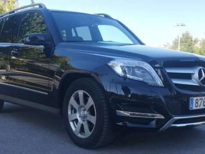 second-hand Mercedes GLK220 CDI BE 7G-Tronic Plus