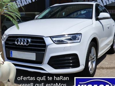 usado Audi Q3 2.0TDI Attraction quattro S tronic 110kW