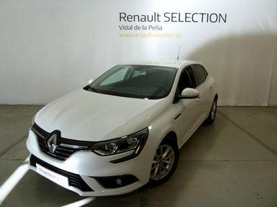 usado Renault Mégane 1.5dCi Energy Tech Road 81kW