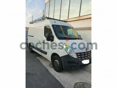 usado Renault Master 125.35 Cb. Alargada L2h2 125 cv en Madrid