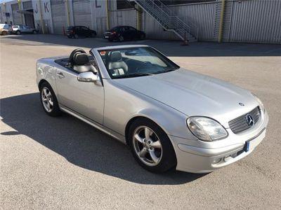 usado Mercedes SLK320