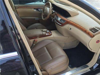 usado Mercedes S350 sistema GLP ADAPTADO