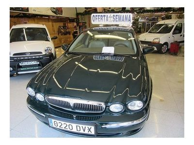 gebraucht Jaguar X-type 2.2D Executive