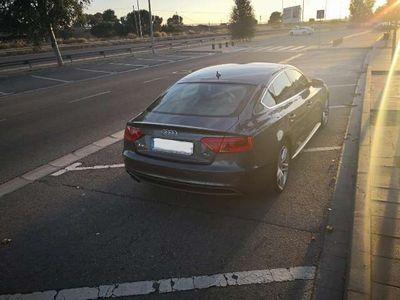 usado Audi A5 Sportback 2.0TDI S line edition Mult. 177