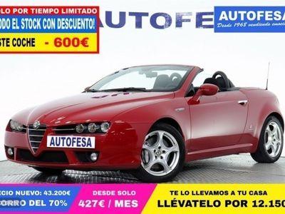 usado Alfa Romeo Spider 2.4 JTDm 200cv Selective 2p del 2008