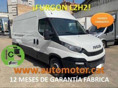 usado Iveco Daily Furgón 35S14 L2H2 12.0 - GARANTIA FABRICA