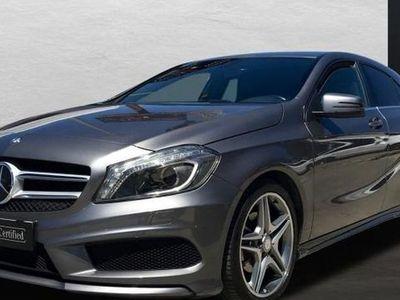 gebraucht Mercedes 200 Clase A 2.1CDI AMG LINE 136 5P