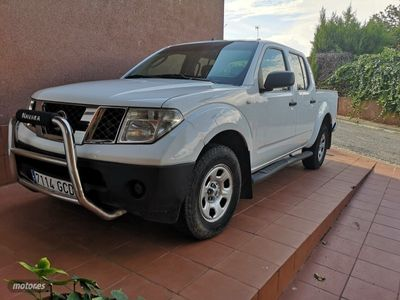 usado Nissan Navara 2.5dCi LE DCb. 4x4