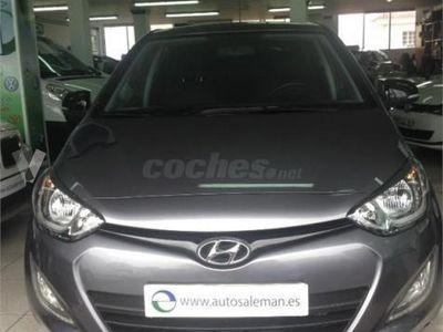 usado Hyundai i20 1.2 Mpi Go 5p. -15