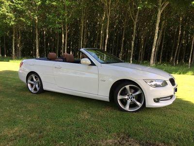 usado BMW 320 Cabriolet Serie 3 E93 Cabrio Diesel M-Sport Edition