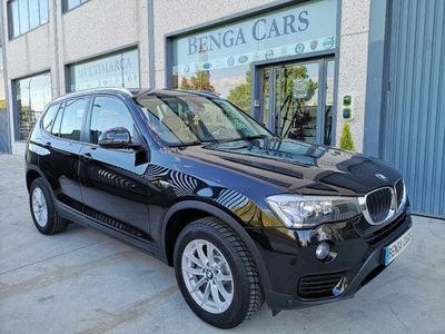 used BMW X3 xDrive 2.0d