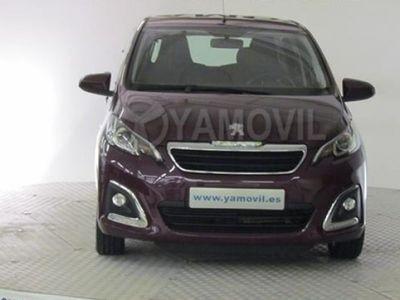 usado Peugeot 108 82CV año 2016 7904 KMs