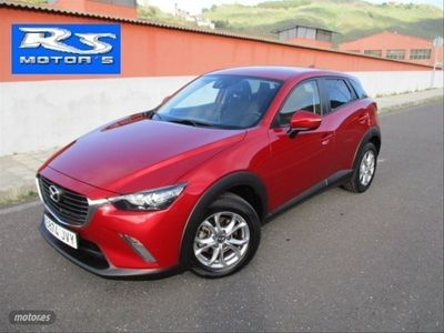 usado Mazda CX-3 2.0 SKYACTIV GE Style Nav 2WD
