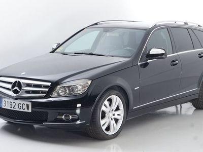 usado Mercedes 320 Clase C EstateCDI Avantgarde