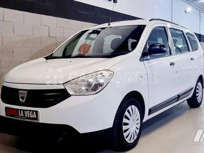 usado Dacia Lodgy 1.5dCi Ambiance 7pl. 66kW