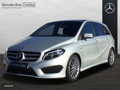 usado Mercedes B200 Clase Bd