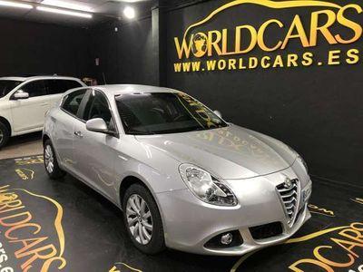 usado Alfa Romeo Giulietta Diesel de 5 Puertas