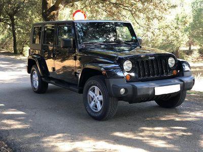 usado Jeep Wrangler 3.8 Gasolina 180cv 5 puertas