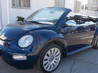 usado VW Beetle New1.9 TDI 100CV Cabriolet
