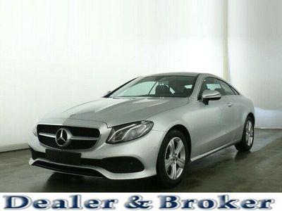 usado Mercedes E220 Coupé d AVANTGARD A BAJO COSTE CON DTO CASHBACK