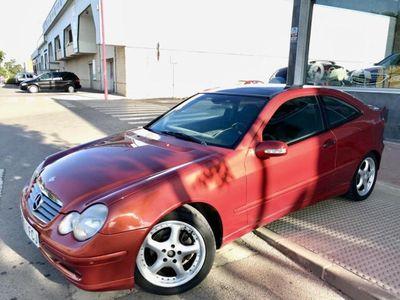 usado Mercedes C200 Sportcoupé K OCASION BUEN ESTADO