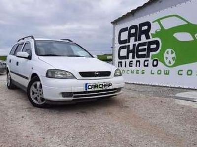 usado Opel Astra Caravan 2.0DTi 16v Edition