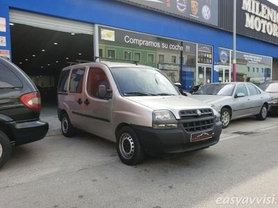 gebraucht Fiat Doblò 1.9 diesel ELX