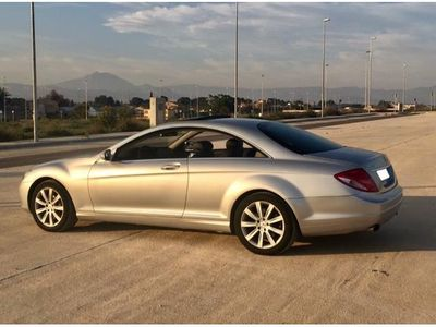 usado Mercedes CL500 Nacional