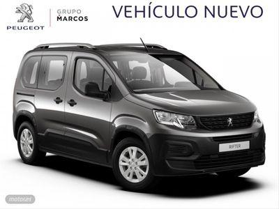 usado Peugeot Rifter Active Nav Long BlueHDi 96kW