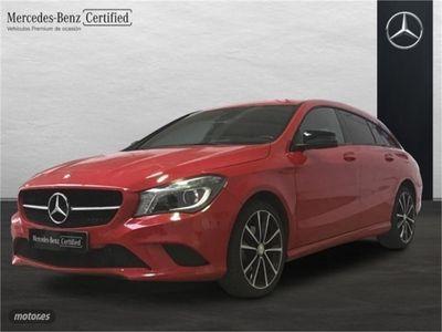 usado Mercedes 200 CLA Shooting Brake d Urban 7G-DCT