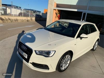 used Audi A3 1.6 TDI clean d 110CV S line edition