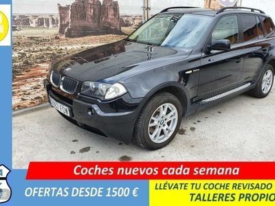 usado BMW X3 2.0d Pack M