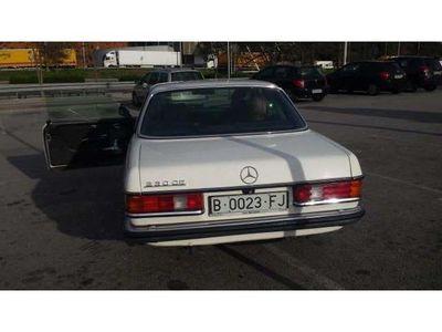 usado Mercedes 230 Propietario único