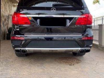 usado Mercedes GL63 AMG AMG BITURBO TV 7 PLAZAS