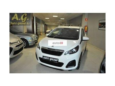 usado Peugeot 108 1.0 VTS ALLURE ETG5