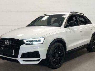 usado Audi Q3 2.0 TDI 110KW S TRONIC BLACK LINE COM 150 5P