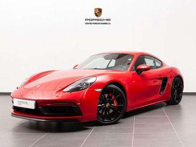 usado Porsche 718 Cayman GTS PDK