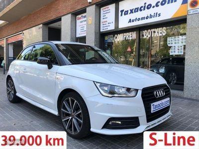 usado Audi A1 1.0 TFSI 3p S-LINE - 39.000 kms - Como nuevo