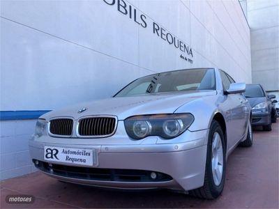 usado BMW 730 730 Serie 7 E65 E66 d Aut. NACIONAL UNICO DUEÑO